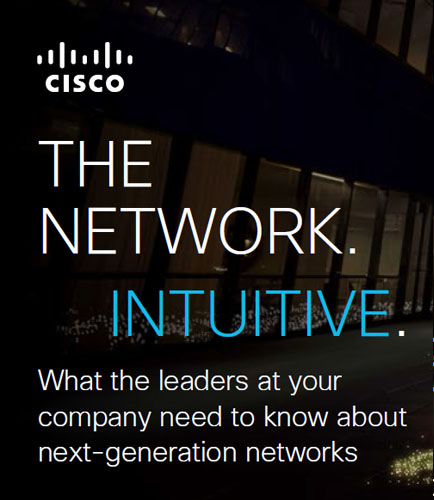 THE NETWORK. INTUITIVE.