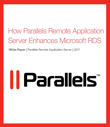 How Parallels Remote Application Server Enhances Microsoft RDS
