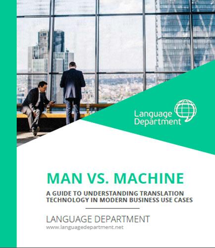 Translation technology guide for easy communication