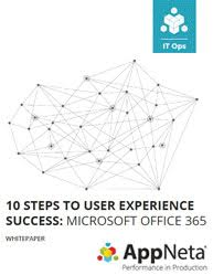 10 Steps To User Experience Success: Microsoft Office 365