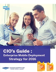 CIO's Guide: Enterprise Mobile Deployment Strategy for 2016