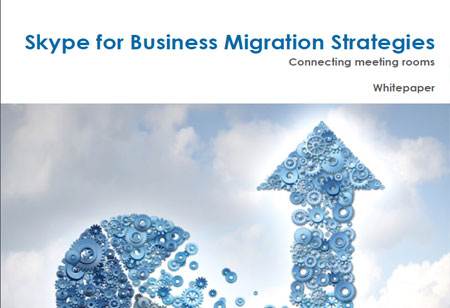Skype for Business Migration Strategies Connecting meeting rooms