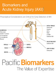 Biomarkers and Acute Kidney Injury (AKI): Pre-analytical Considerations are Critical for Early Detection of AKI