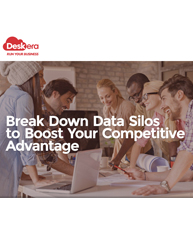 Break Down Data Silos to Boost Your Competitive Advantage