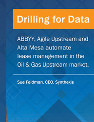 Drilling for Data in The Oil & Gas Industry With Lease Management Software