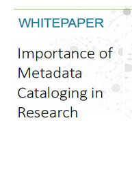 Importance of Metadata Cataloging in Research