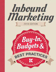 Inbound Marketing: Buy in,Budgets & Best Practices
