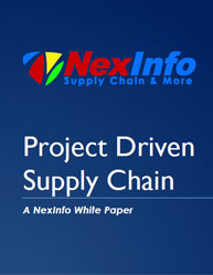 Project Driven Supply Chain