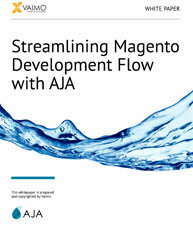 Streamlining Magento Development Flow with AJA