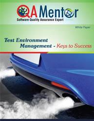 Test Environment Management -Key to Success