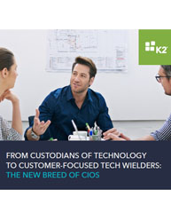 The New Breed of CIOs:Are CIOs Becoming More Invested in