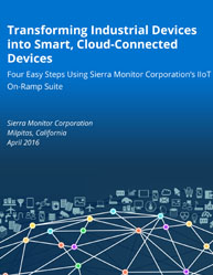 Transforming Industrial Devices into Smart, Cloud-Connected Devices