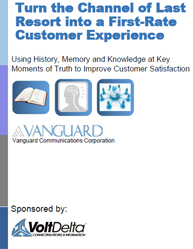 Turn the Channel of Last Resort into a First-Rate Customer Experience
