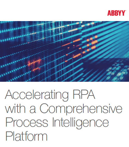 Process Intelligence is Critical to the Success of any RPA Initiative