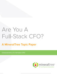 Are You A Full-Stack CFO?