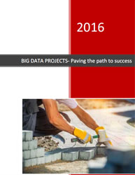 Big Data Projects‐ Paving the path to success