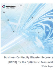 Business Continuity Disaster Recovery (BCDR) for the Optimistic Pessimist