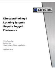 Direction Finding & Locating Systems Require Rugged Electronics