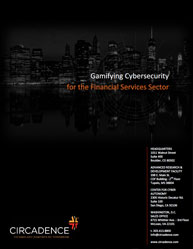 Gamifying Cybersecurity for the Financial Services Sector