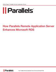 How Parallels Remote Application Server Enhances Microsoft RDS