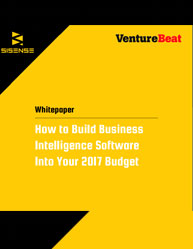 How to Build Business Intelligence Software Into Your 2017 Budget