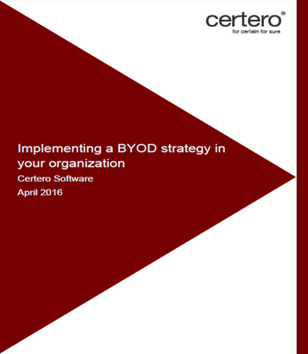Implementing a Bring Your Own Device (BYOD) Policy