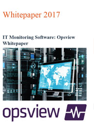 IT Monitoring Software: Opsview Whitepaper