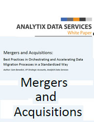 Mergers and Acquisitions: Best Practices in Orchestrating and Accelerating Data Migration Processes in a Standardized Way