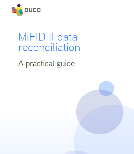 MiFID II data reconciliation: A practical guide