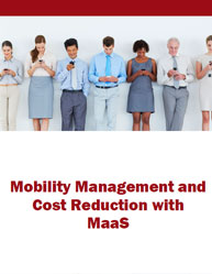 Mobility Management and Cost Reduction with MaaS (Mobility-as-a-Service)