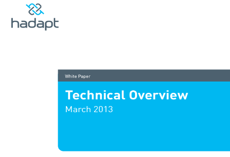 Hadapt: Technical Overview