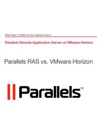 Parallels Remote Application Server vs VMware Horizon