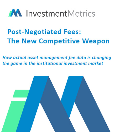 Post-Negotiated Fees: The New Competitive Weapon