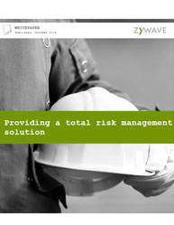 Providing a total risk management solution