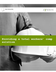 Providing a total workers comp solution