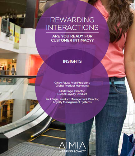 Rewarding Interactions: Are You Ready For Customer Intimacy?