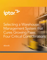 Selecting a Warehouse Management System that Cures Growing Pains: Four Critical Considerations