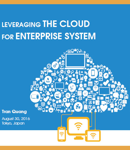 Benefits of Cloud Computing for the Enterprise Systems