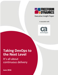From Agile to DevOps to Continuous Delivery