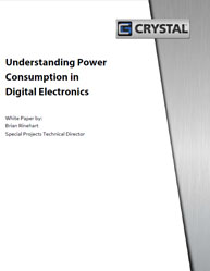 Understanding Power Consumption in Digital Electronics