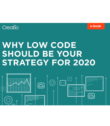 Why Low Code Should be Your Strategy for 2020