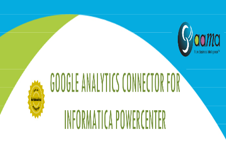 Google Analytics Connector For Informatica Powercenter